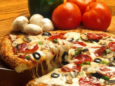 Mama Mia Specialty PizzasNew York style brick oven pizza made to order with your choice of a wide variety of fresh and delicious toppings...